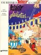 Astérix -4d1980- Astérix gladiateur