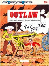 Les tuniques Bleues -4b1993- Outlaw