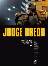 Judge Dredd (Soleil) -INT1- Intégrale 01