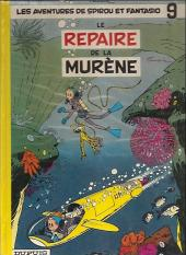 Spirou et Fantasio -9e89- Le repaire de la murène