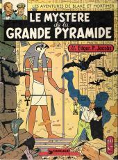 Blake et Mortimer (Historique) -3b82'- Le Mystère de la Grande Pyramide - 1re partie