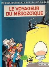 Spirou et Fantasio -13e91- Le voyageur du mésozoïque