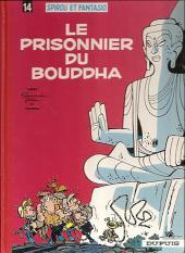 Spirou et Fantasio -14g90- Le prisonnier du Bouddha