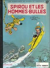 Spirou et Fantasio -17f90- Spirou et les hommes-bulles