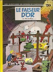 Spirou et Fantasio -20e1991- Le faiseur d'or