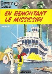 Lucky Luke -16b72- En remontant le Mississipi