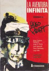 (AUT) Pratt, Hugo (en espagnol) - La Aventura infinita. Homenaje a: Hugo Pratt