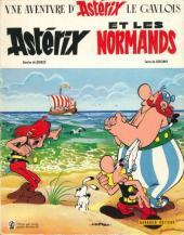 Astérix -9Pub- Astérix et les Normands