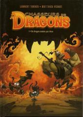 Chasseurs de dragons -1a- Un dragon comme pas deux