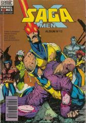 X-Men/X-Men Saga (Semic) -Rec13- Album N°13 (du n°9 au n°10)