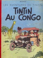 Tintin (Historique) -2B03- Tintin au Congo