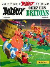 Astérix -8d1993- Astérix chez les Bretons