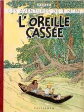 Tintin (Historique) -6B01- L'oreille cassée