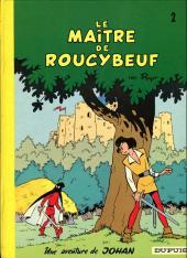 Johan et Pirlouit -2b- Le maître de Roucybeuf