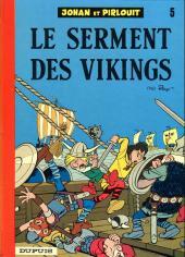 Johan et Pirlouit -5e- Le serment des vikings