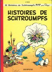 Les schtroumpfs -8a73- Histoires de Schtroumpfs