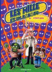 Monsieur Pabo - Les mille et un robots de Pompidou