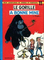 Spirou et Fantasio -11b75- Le gorille a bonne mine