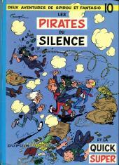 Spirou et Fantasio -10c75- Les pirates du silence