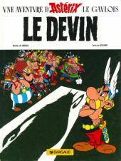 Astérix -19d1992- Le devin