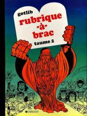 Rubrique-à-Brac -2d1985- Taume 2