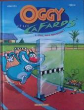 Oggy et les cafards -2- Crac, boom, miaouuu!