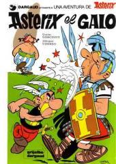 Astérix (en espagnol) -1- Asterix el Galo