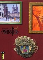 Monster (Urasawa - Deluxe) -5- Volume 5