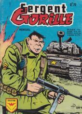 Sergent Gorille -1- Une poignée de riz