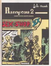 Rampeau! -2- Rampeau 2 (Same player shoots again)