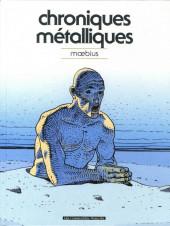 Chroniques métalliques - Tome a11