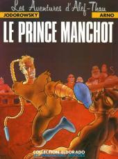 Les aventures d'Alef-Thau -2b89- Le prince manchot