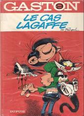 Gaston -9a80- Le cas Lagaffe