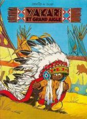 Yakari -FL1- Yakari et grand aigle / Yakari et le bison blanc