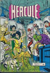 Hercule (1e Série - Collection Flash) -17- La menace de l'Annihiliste