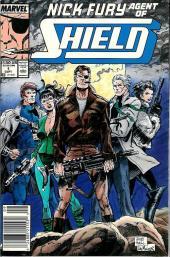 Nick Fury, agent of S.H.I.E.L.D. (1989) -1- The past still haunts