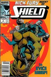Nick Fury, agent of S.H.I.E.L.D. (1989) -3- In evil's grasp