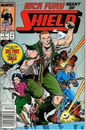 Nick Fury, agent of S.H.I.E.L.D. (1989) -4- Slips of memory