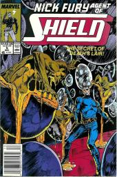 Nick Fury, agent of S.H.I.E.L.D. (1989) -5- Memory and menace