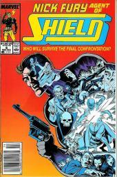 Nick Fury, agent of S.H.I.E.L.D. (1989) -6- In final memory