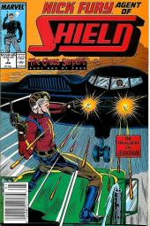 Nick Fury, agent of S.H.I.E.L.D. (1989) -7- The chaos serpent part 1 of 4