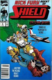 Nick Fury, agent of S.H.I.E.L.D. (1989) -8- The chaos serpent part 2 of 4