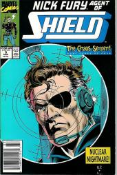 Nick Fury, agent of S.H.I.E.L.D. (1989) -9- The chaos serpent part 3 of 4
