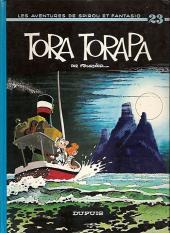 Spirou et Fantasio -23d86- Tora Torapa