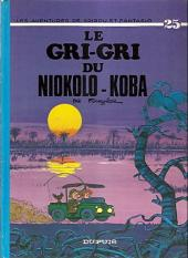 Spirou et Fantasio -25c82- Le gri-gri du Niokolo-Koba