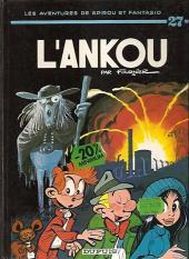 Spirou et Fantasio -27c88- L'Ankou