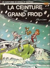 Spirou et Fantasio -30b91- La ceinture du grand froid