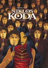 Niklos Koda -INT2- Magnum Niklos Koda tomes 4 à 7