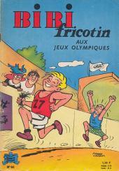 Bibi Fricotin (2e Série - SPE) (Après-Guerre) -68- Bibi Fricotin aux Jeux Olympiques
