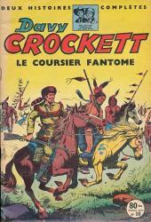 Davy Crockett (S.P.E) -10- Le coursier fantôme